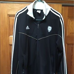 Men's warmup jacket